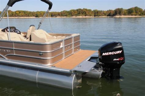 Sylvan Boats Top Speed by Sylvan 8525 Signature Lz Pontoon Deck Boat Magazine