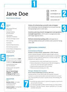 Stage Manager Resume Template What Your Resume Should Look Like In 2017 Yahoo India Finance