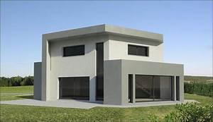 Maison Sans Toit : maison moderne sans toit mc immo ~ Farleysfitness.com Idées de Décoration