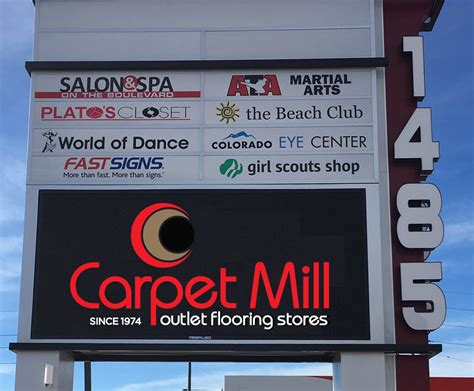 denver carpet mill outlet stores
