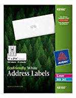avery print to the edge permanent laser shipping labels With avery 6874 labels