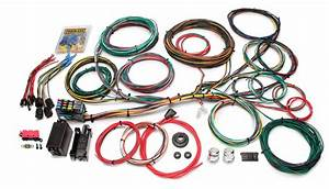 Ford Wire Harness Color Code : 21 circuit customizable ford color coded chassis harness ~ A.2002-acura-tl-radio.info Haus und Dekorationen