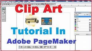 Clip Art Tutorial In Adobe Pagemaker