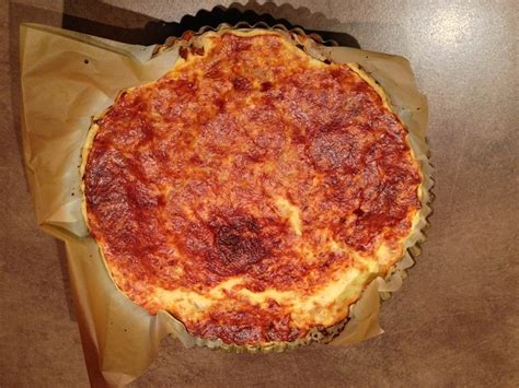 thermomix quiche sans p 226 te au thon das neves
