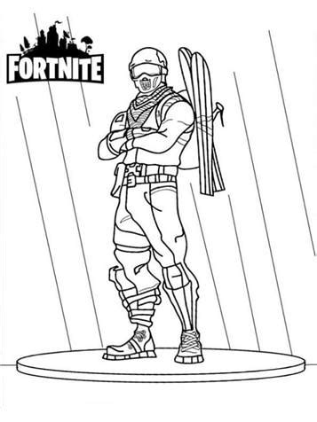 kids  funcom  coloring pages  fortnite