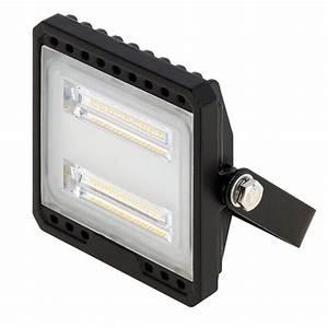 Led 10 Watt : 10 watt led flood light fixture low profile 4000k 75 watt equivalent 950 lumens super ~ Watch28wear.com Haus und Dekorationen