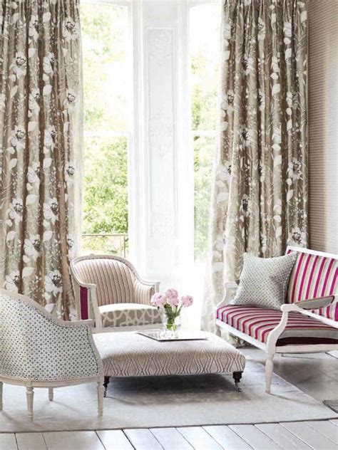 trends   living room curtains practical sheet