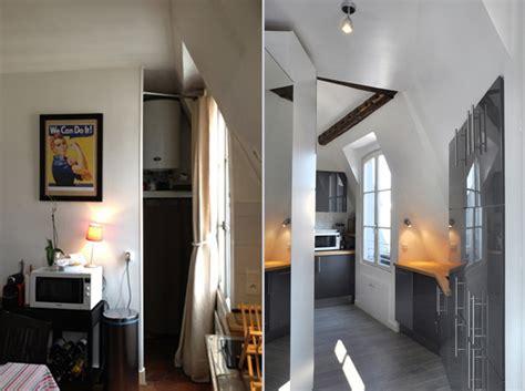 chambres de bonne la transformation de chambres de service en appartement