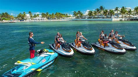 Sea Doo Boat Rentals Key West by Key West Jet Ski Tours Key West Jet Ski Rental