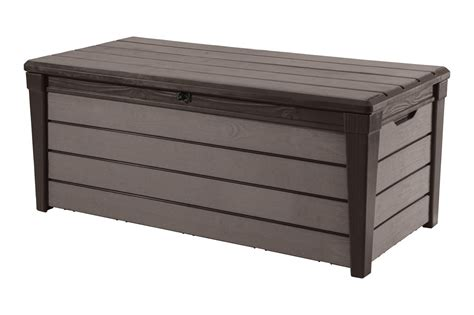 Brushwood Garden Storage Box 120 G Keter