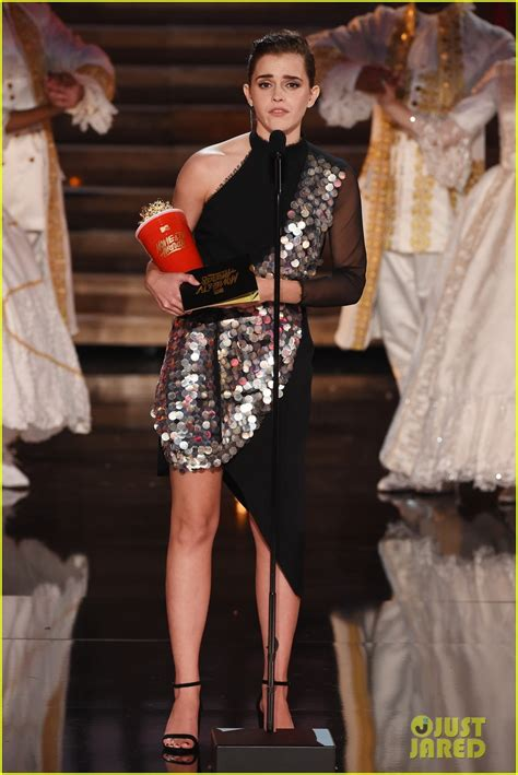 Emma Watson Mtv Movie Awards