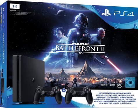 playstation  ps tb slim star wars battlefront ii