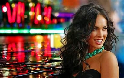 Megan Fox Wallpapers Desktop Background Face Backgrounds