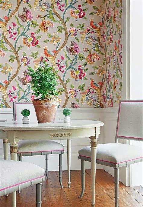 Best 25+ Dining Room Wallpaper Ideas On Pinterest  Wall