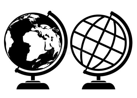 foto de Globe icon stock vector Illustration of global object