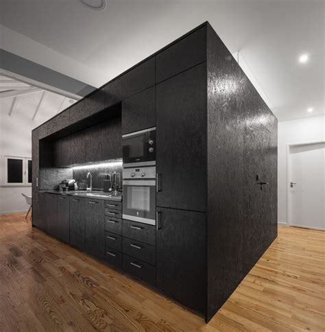 cuisine osb cuisine en osb noir