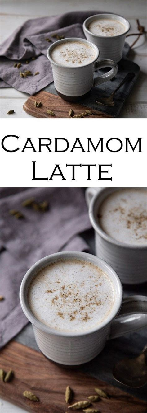 Delicious pasta recipes that are comfort in a bowl. Cardamom Latte   Recipe   Latte recipe, Coffee recipes ...
