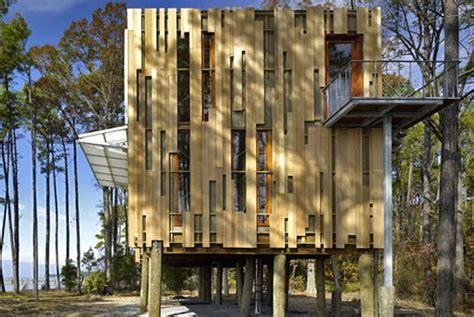 prefab loblolly house redefines  architecture idesignarch interior design architecture