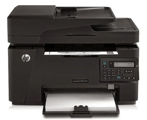 Hp laserjet pro m402d printing performance and robust security built for a way you work. HP LaserJet Pro MFP M127fn Driver Download | Multifunction ...