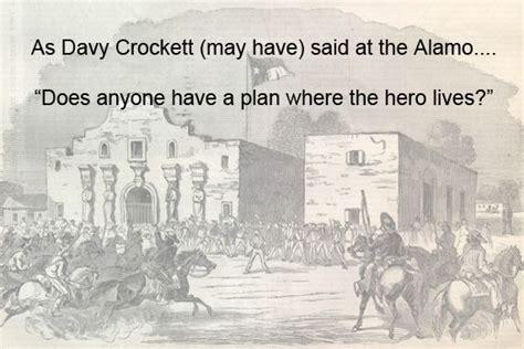Davy Crockett   Alamo, Texas revolution, Texas history