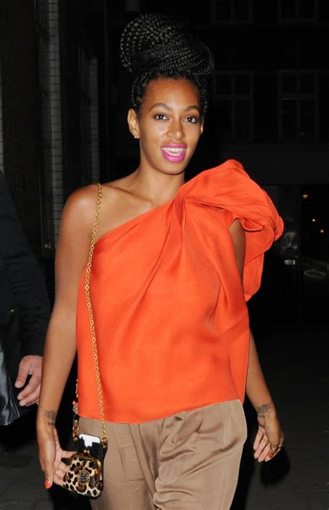 solange knowles  hollywood gossip