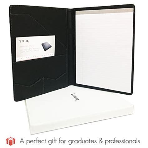 stylio padfolio resume portfolio folder