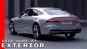 Audi A7 2018 : 2018 audi a7 exterior youtube ~ Nature-et-papiers.com Idées de Décoration