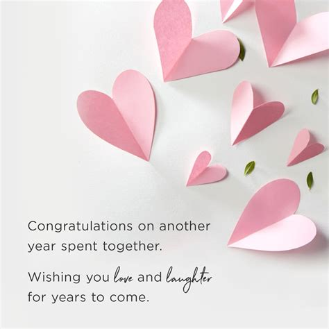 heartfelt happy anniversary messages  images shutterfly