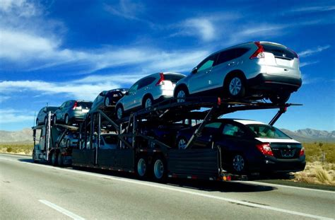 Ship Car Cross Country Cost by The Cost To Ship A Car To Another State Cross Country Is