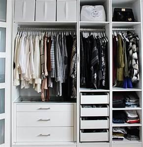 Begehbarer Kleiderschrank Ikea Pax : interior einblicke in mein ankleidezimmer brinisfashionbook ~ Orissabook.com Haus und Dekorationen