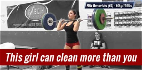 proper form on power and hang cleans for massive size and