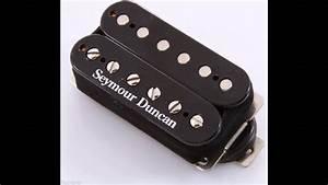 Seymour Duncan Sh8  U0026quot Invader U0026quot   U0026 Seymour Duncan Sh6