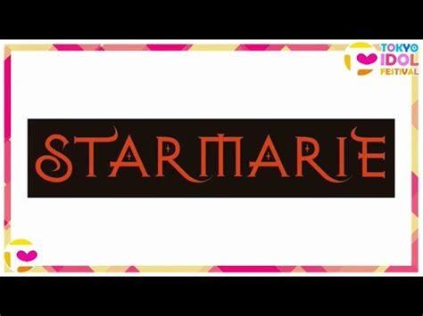 starmarie  tokyo idol festival  heat garage day