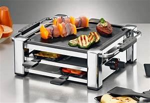 Schweizer Raclette Gerät : rommelsbacher raclette rcc1000 4 raclettepf nnchen 1000 w online kaufen otto ~ Orissabook.com Haus und Dekorationen