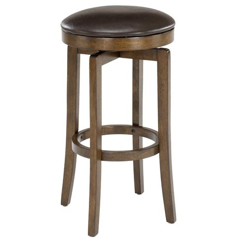 Counter Stools by 31 Quot Brendan Backless Bar Stool By Hillsdale Wolf And