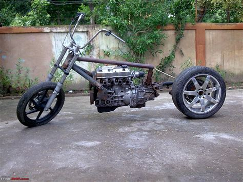 '1000cc Custom Cruiser, Project Completed And Pics