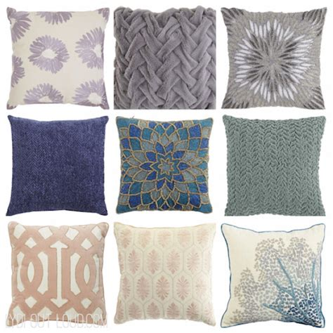pier one throw pillows how to decorate with mixed print throw pillows