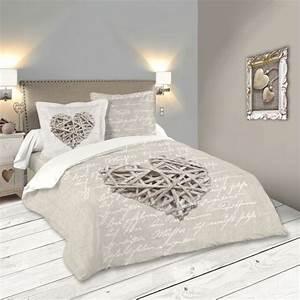 parure de lit decor romantique 220x240 housse de couette With déco chambre bébé pas cher avec bouquet de fleurs romantiques