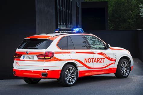 Bmw To Unveil M235i Paramedic Vehicle At Rettmobil 2018