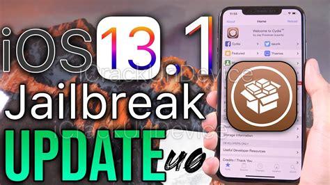 ios jailbreak update iphone ios