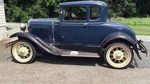 1931 Model A Ford Coupe