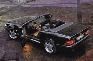 The Mercedes-benz R129 Sl  1990
