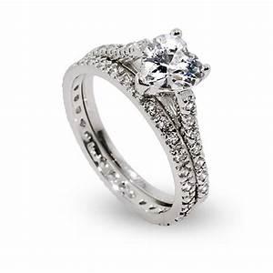 Walmart fancy heart ring oblacoder for Walmart wedding rings