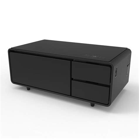 Bring convenience and style to your home with sobro smart. Smart Coffee Table with Storage | Coffee table with storage, Modern coffee tables, Black coffee ...