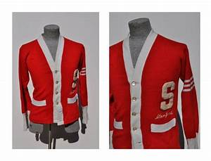 stanford school vintage letterman sweater 1960s school by With loveland high school letter jackets