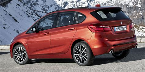 2 Series Facelift by 2018 Bmw 2 Series Active Tourer Facelift Unveiled