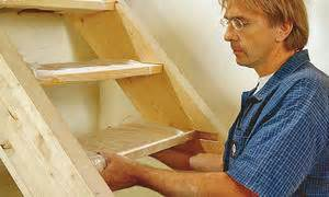 treppe selber bauen selbstde