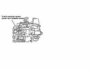 Turbine Sensor Nissan