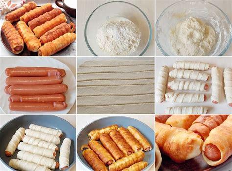 Cīsiņi kefīra mīklā pannā - Laiki mainās! | Food, Easy ...