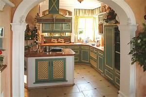 Küchen Mediterraner Stil Mediterrane Landhausk Chen K Chen Im